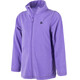 Color Kids Tembing Fleece Jacket Kids purple hebe